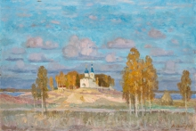 На Псковской земле. 1984 год