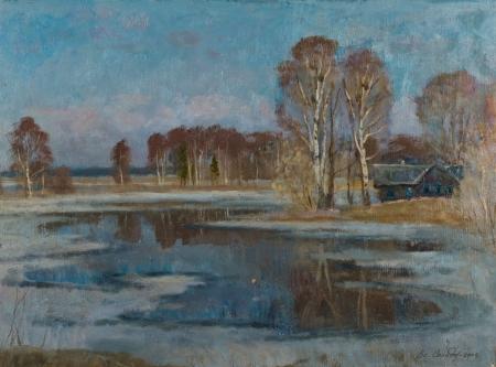 Большая полынья. 2004 год