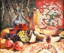 Вино и фрукты  2011г.