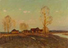 Деревня ЯЯ на реке ЯЯ Центральная сибирь.  1954-2009